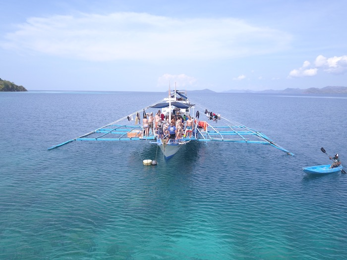 Ultimate Adventure Tour | Boat
